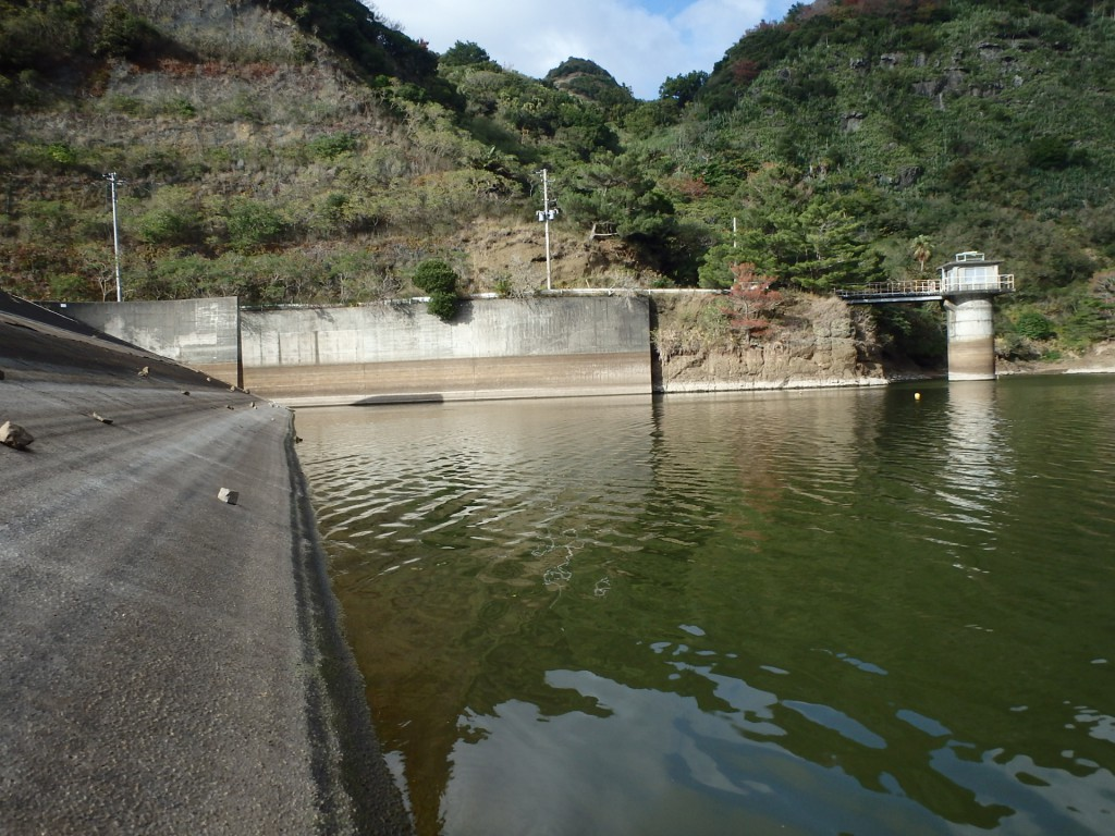 0201時雨ダム